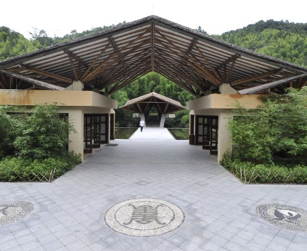 Crosswaters Ecolodge Guangdong Province China 2