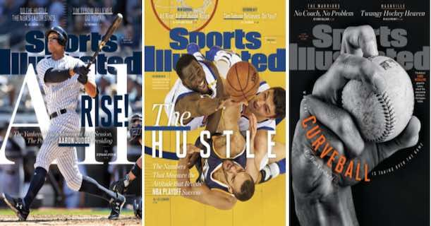 WOW! Rare FREE Subscription To Sports Illustrated!
