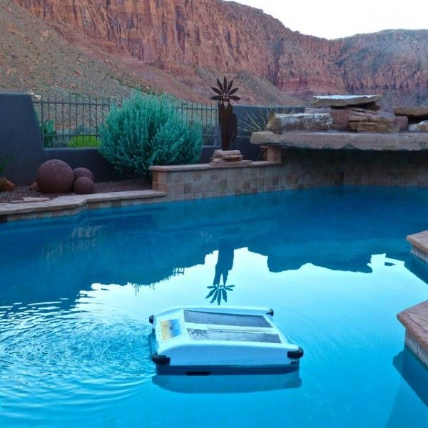 Robotic Solar Pool Skimmer - $445