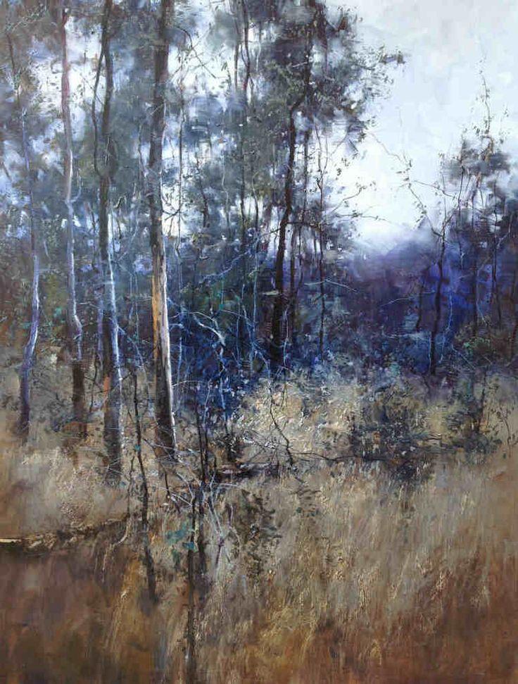 """""""Bush Oil"""" by Herman Pekel"""