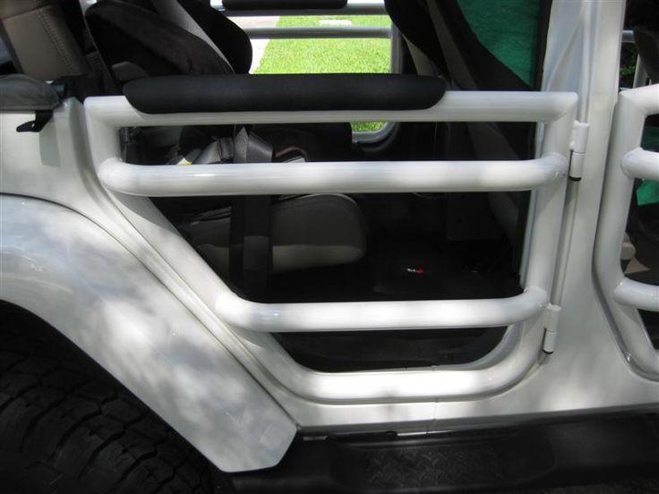jeep jk tube doors - Google Search