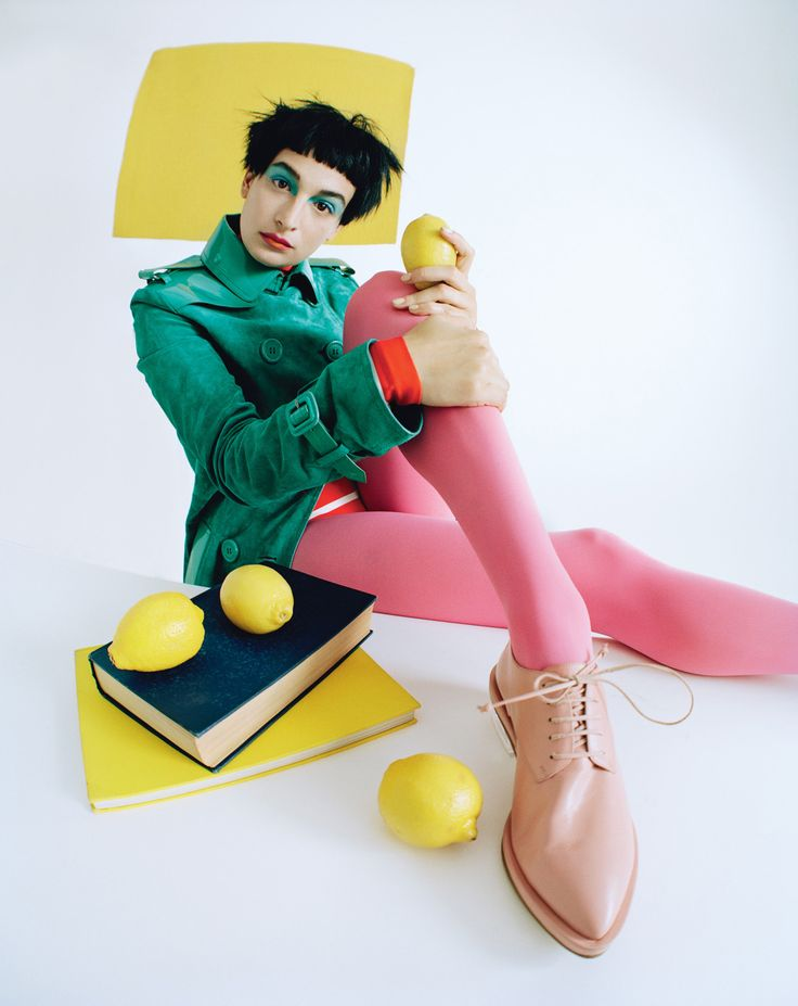 Tim Walker for W Magazine. Movie issue. Best Performances 2015 - Jenny Slate, Obvious Child