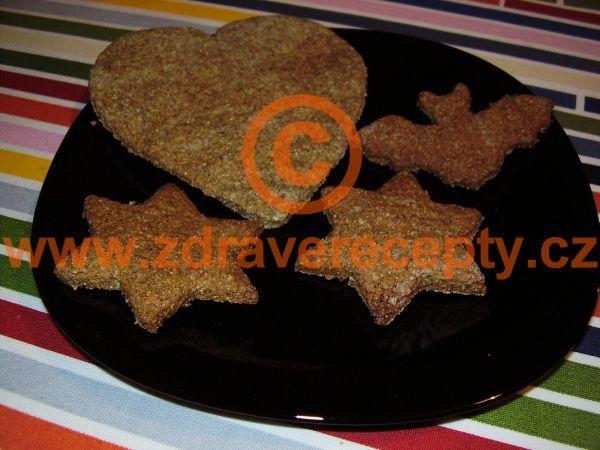 Detail receptu - Medové perníčky z žitné mouky