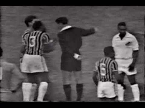 Gols de Pelé pelo Santos em 1969 - Gol, o Grande Momento do Futebol  - R...