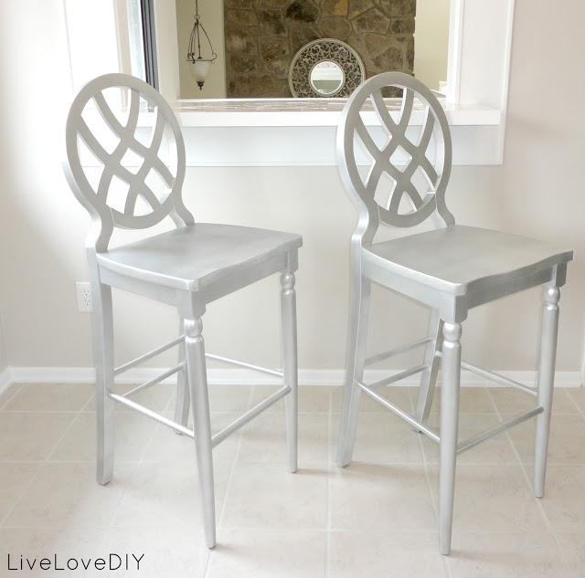 Diy Painting Kitchen Table And Chairs: 17 Best Ideas About Painting Old Chairs On Pinterest