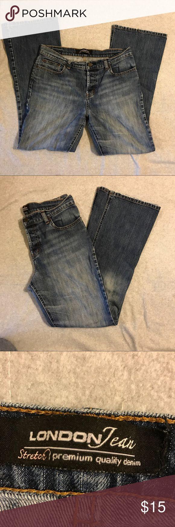 Victoria's Secret London Jeans Pre-loved but in excellent condition! Very soft denim! Victoria's Secret Jeans Boot Cut