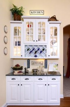 44 best hutch designs / ideas images on pinterest | kitchen hutch