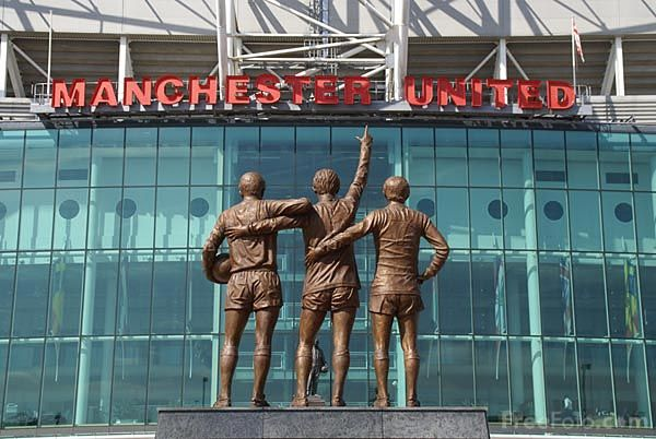 Theatre of Dreams - Old Trafford