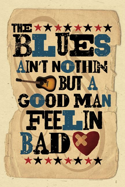 #blues posters by Grego - America's favorite Blues Folk Artist - only available at www.mojohand.com - everything Blues