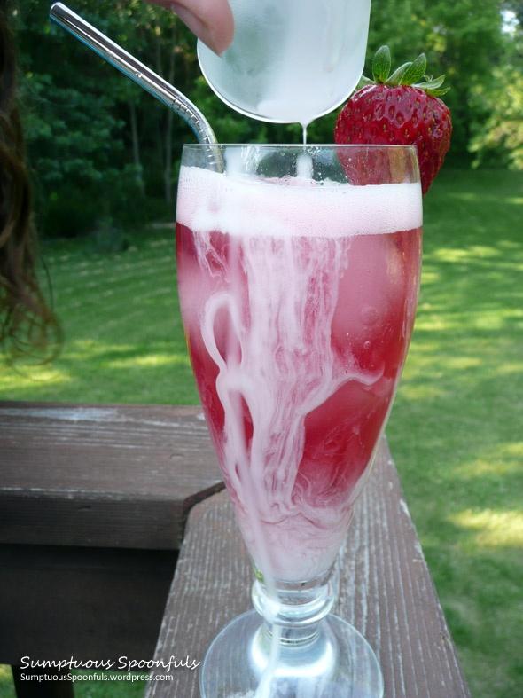 Strawberry Mulberry Basil Italian Cream Sodas: Mulberry Basil, Strawberries Mulberry, Italian Cream Sodas, Basil Italian, Berries Italian, Italian Creamsoda, Italian Sodas, Cream Sodas Jpg, Berries Cream