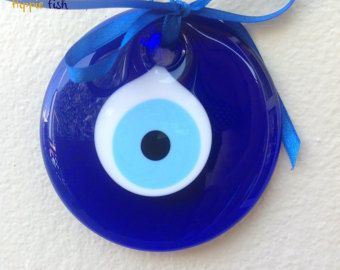 Greek ornament Good luck eye the Evil Eye Greece by CarolinaHydra