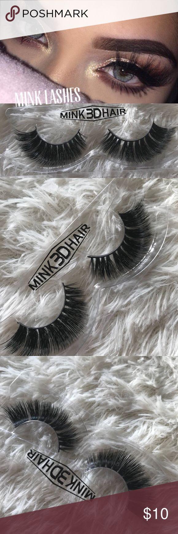 Premium mink lashes ⭐️1 Premium Mink Eyelashes    # tags, Iconic, mink, red cherry eyelashes, house of lashes, doll, kawaii, case, full, natural,  Koko, Ardell, wispies, Demi , makeup, mascara, eyelash applicator, Mykonos Mink , Lashes , wispy ,eyelash case, mink lashes  Ship within 24 hours ❣️ PRICE IS FIRM Makeup False Eyelashes
