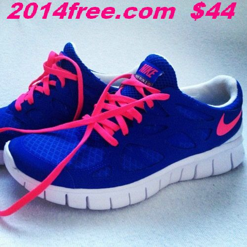 Nike Free run 2 , #womens nike shoes sale 51% off for nike frees. Pink  Running ...