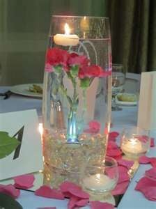 42 Best Quot White Trash Wedding Quot Anniversary Party Images On Pinterest Centerpieces Flower