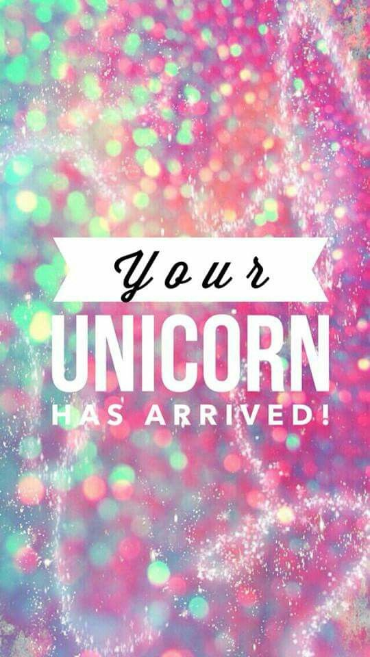 your unicorn has arrived
