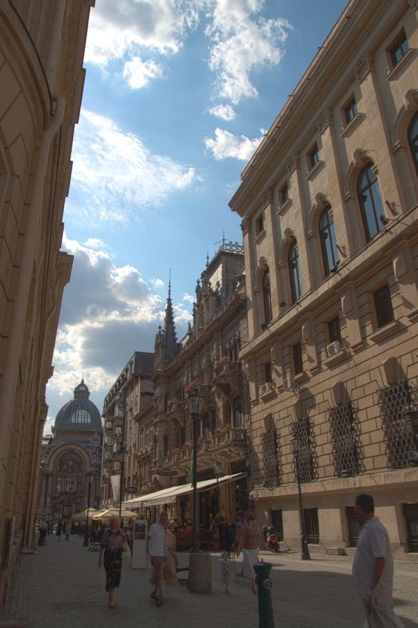 Looking for inspiration for May 2013: Bucharest Historical Centre