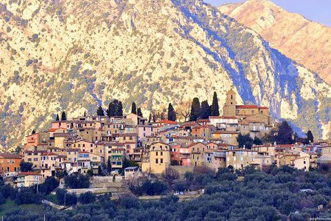 Photo of Tournefort in Alpes-Maritimes