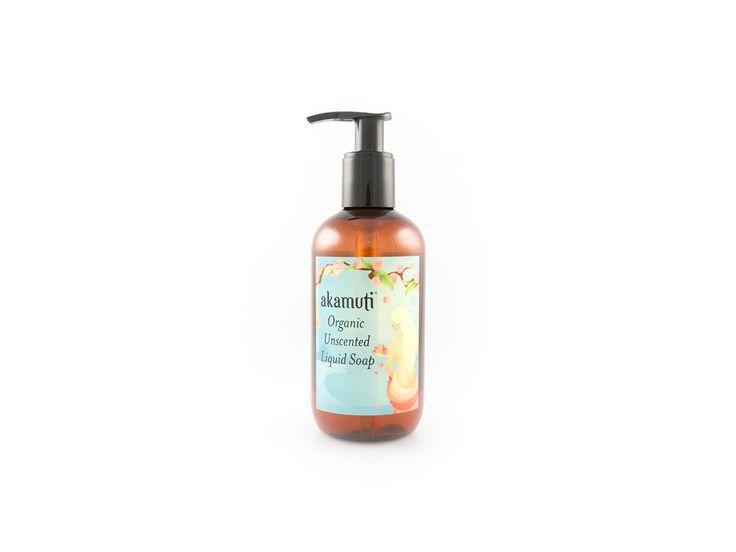 Akamuti sprchové mýdlo bez parfemace