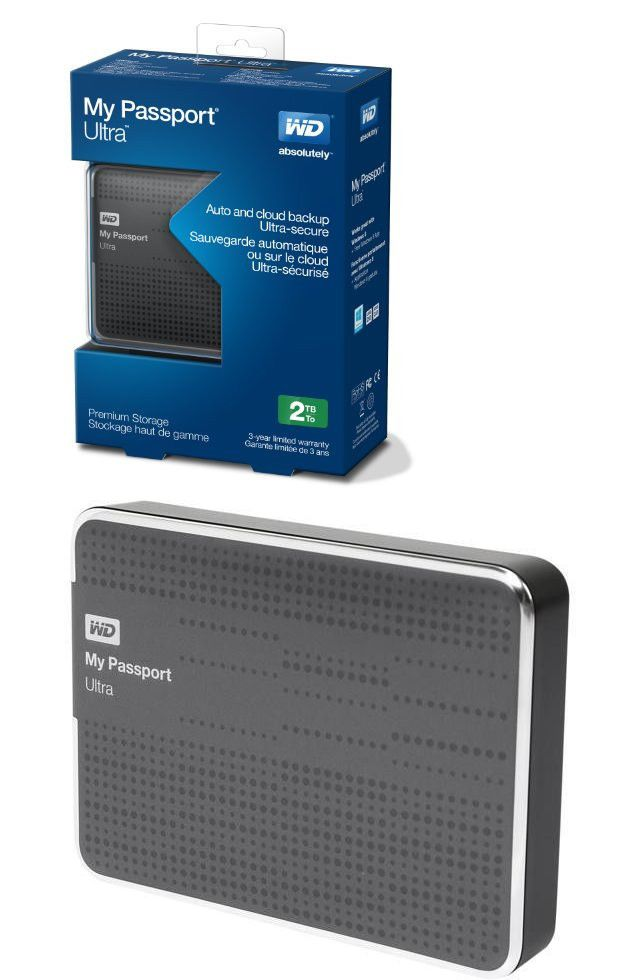 Other Hard Drives 175670 Holliday Sale Wd My Passport Ultra