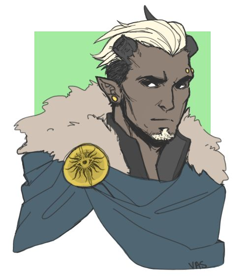 dragon age inquisition awesome qunari