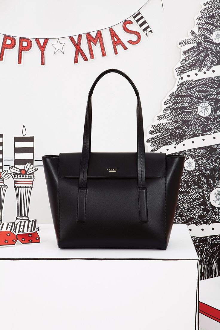 Radley ladies leather gloves - Make It A Very Merry Christmas With This Luxurious Leather Tote Bag