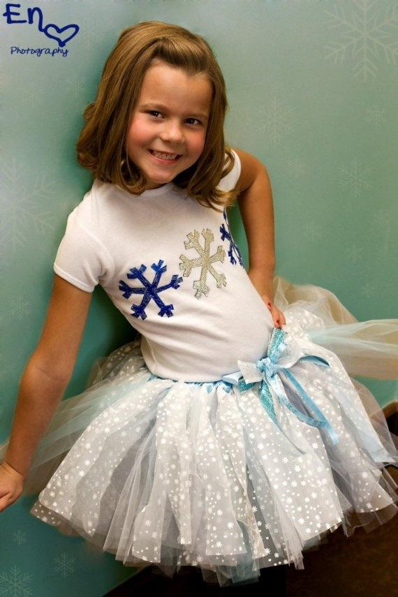 Snowflake Princess Tutu
