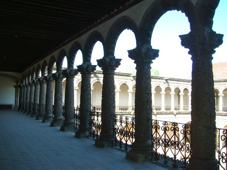 Claustro del Ex Convento de la Merced, Centro Histórico, Cd. de México