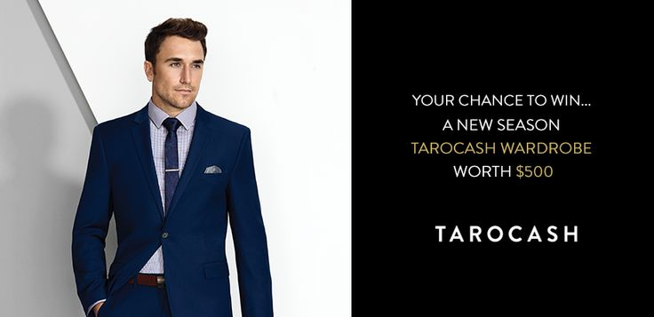 To celebrate the launch of our AW16 campaign we're giving you the chance to win one of two new season Tarocash wardrobes worth $500.