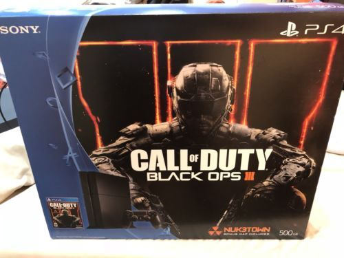Sony PlayStation 4 CALL OF DUTY & MADDEN 17 & NASCAR HEAT. 500GB: $99.00 (0 Bids) End Date: Tuesday Feb-27-2018 9:39:27 PST Buy It Now for…