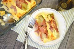 Recept: Witlof uit de oven met ham, kaas en ei | Betty's Kitchen