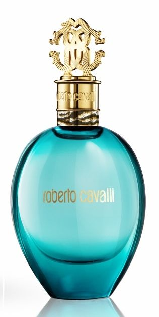 Rosamaria G Frangini | Something Blue | Parfumerie | Roberto Cavalli Aqua perfume