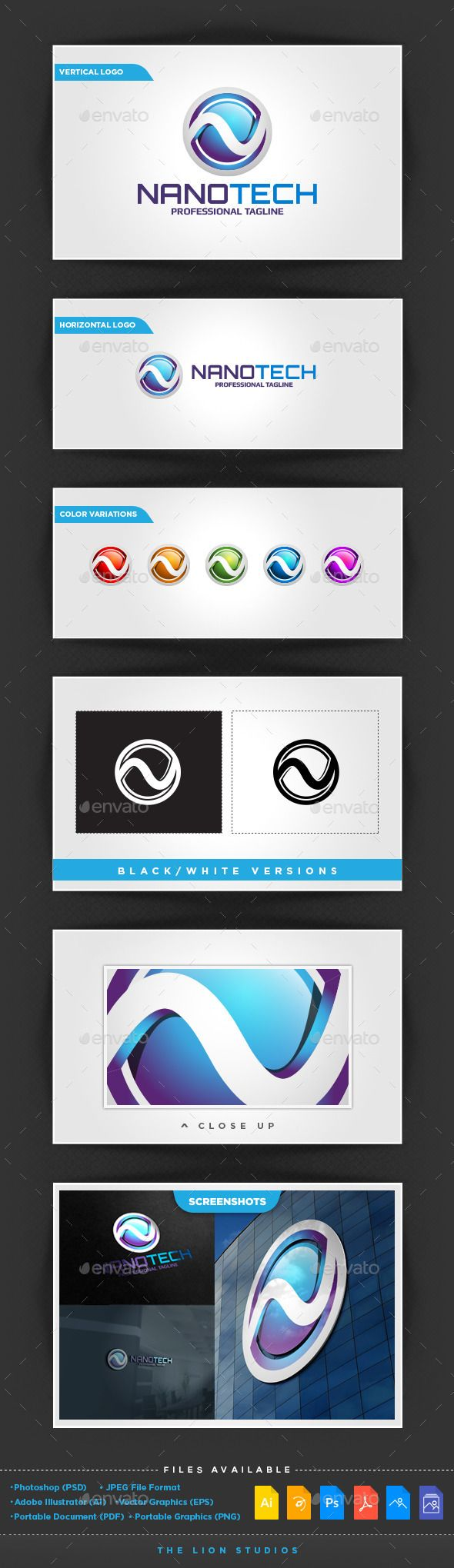 3224 best Abstract Logo Template images on Pinterest | Abstract ...