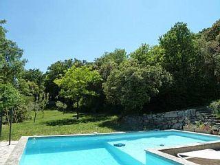 Grande Villa avec piscine, surplombant les vignobles du Pic Saint LoupLocation de vacances à partir de Corconne @homeaway! #vacation #rental #travel #homeaway