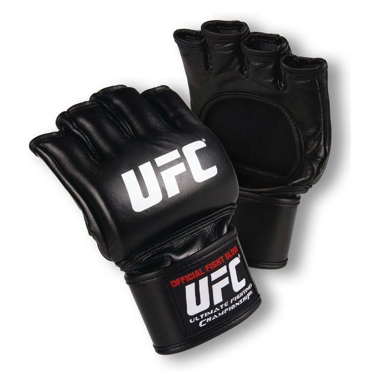 UFC Official Fight Gloves - 14344-010213