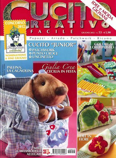Cucito Creativo 053
