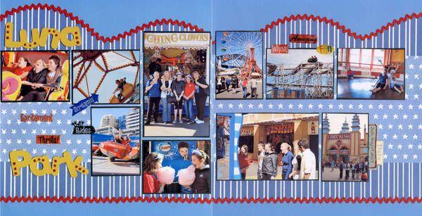 Great amusement park layoutMisty Garrett