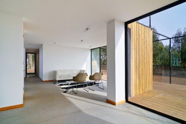 Oljade lister  SIP Panel Hous Alejandro Soffia Archtecture