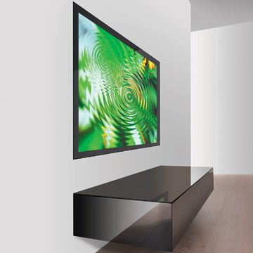 Hide your TV with ZERO System