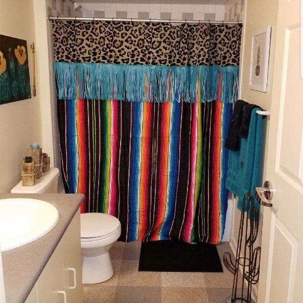 Turn Your Dorm Room Into Cowgirl Heaven With Serape Decor Diy