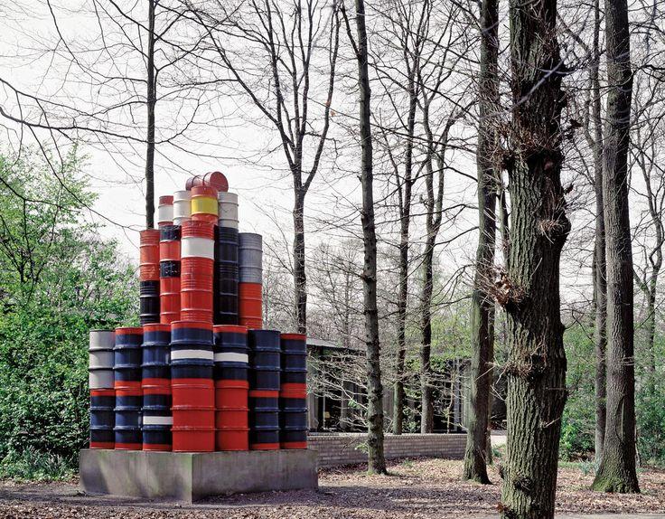 56 Oil Barrels