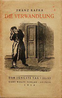 Die Verwandlung (The Metamorphosis), Franz Kafka.