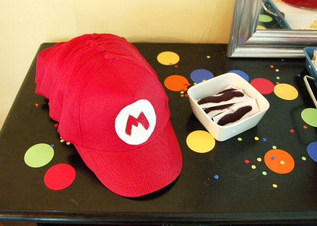 Take the Side Street: Mario Brothers Birthday Party