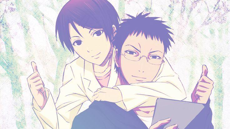 Hyuuga Junpei & Aida Riko