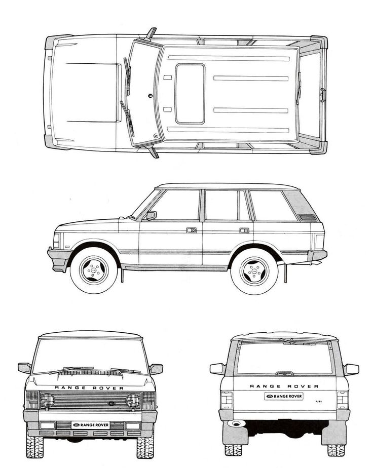 144 best 4x4 images on Pinterest | Range rover, Range rovers and ...