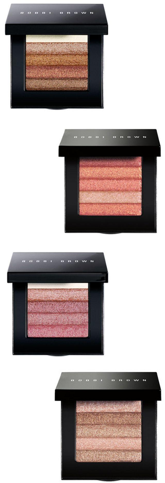 pretty palettes #bobbibrown
