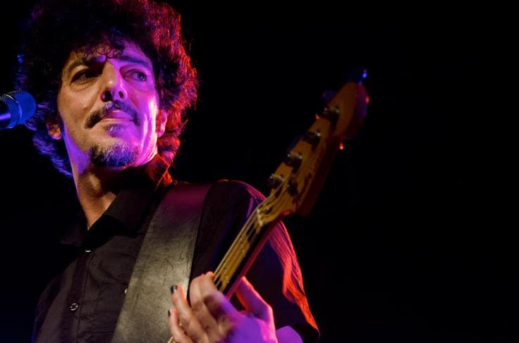 Max Gazzè Live Firenze 14/03/2013. Foto di Antonio Viscido.