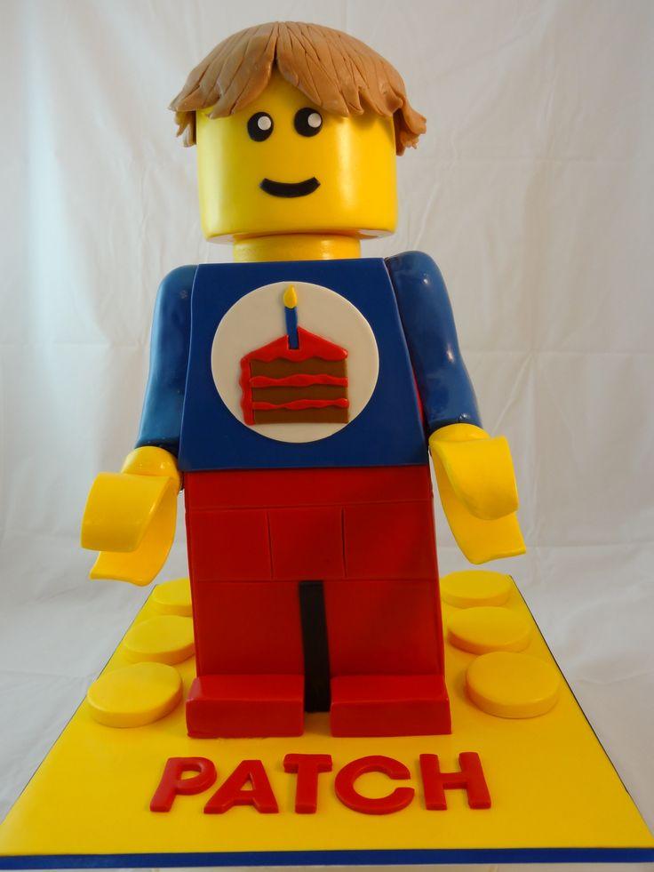 Best Lego Cake Images On Pinterest Lego Cake Lego Cake - Amazing edible lego chocolate stuff dreams made