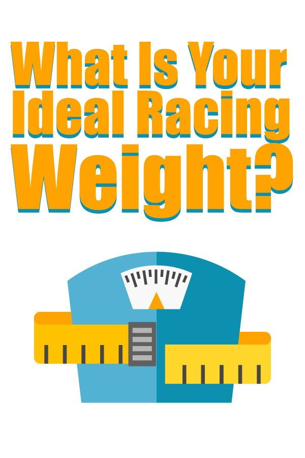 What Is Your Ideal Racing Weight?
