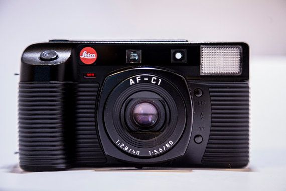 Leica AF-C1 Quality Compact Point and Shoot por CameraCollection