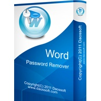 25% Off - Daossoft Word Password Remover. Powerful word password remover tool, which can help you quickly remove word password. Click to get Coupon Code.